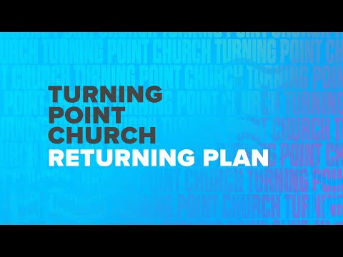 Our Plan for Returning to Church