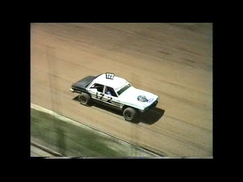 1997 King of the Ring: Archerfield Speedway - 6th September 1997 - dirt track racing video image