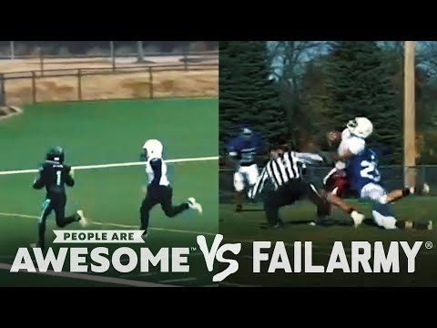 Football Kids, Gymnast Routines & Hairstyle Wins VS. Fails | People Are Awesome VS. FailArmy! - UCIJ0lLcABPdYGp7pRMGccAQ