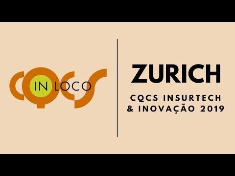 Imagem post: Zurich no CQCS Insurtech & Inovação 2019