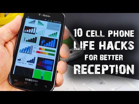 10 Cell Phone Life Hacks, For Better Reception - UC1zZE_kJ8rQHgLTVfobLi_g