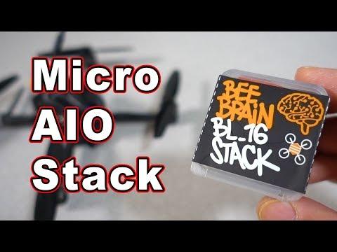 NewBeeDrone Hive 16 Micro AIO Stack  - UC-6OW5aJYBFM33zXQlBKPNA
