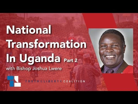 Bishop Lwere Continued Conversation on Truth & Liberty Livecast - March 18, 2019