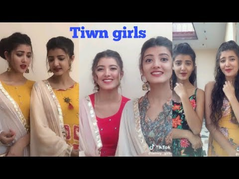 Prisma Princy tiktok video||tiwn girls musically Nepali Tiwnny sister/TikTok Queen