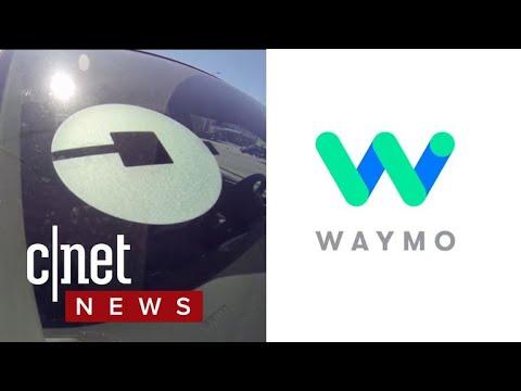 Waymo v. Uber self-driving car case is over (CNET News) - UCOmcA3f_RrH6b9NmcNa4tdg