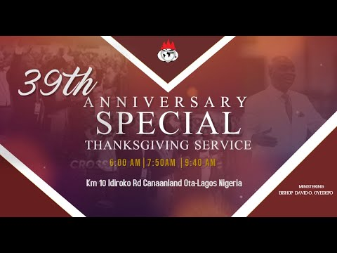 DOMI STREAM:ANNUAL LIBERATION ANNIVERSARY THANKSGIVING 2ND SERVICE  MAY 3, 2020