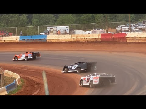 7/25/2021 604 Late Models Cherokee Speedway - dirt track racing video image