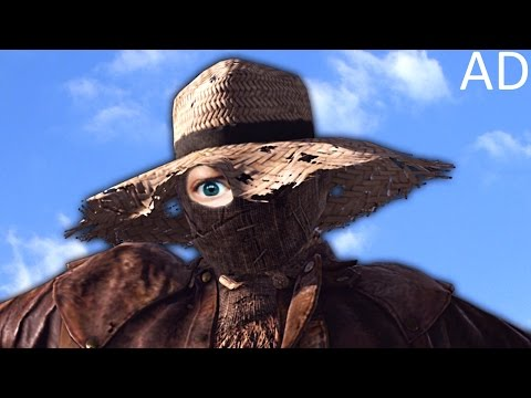THE SECRET FARMER KILLER! (Hitman Funny Moments) - default