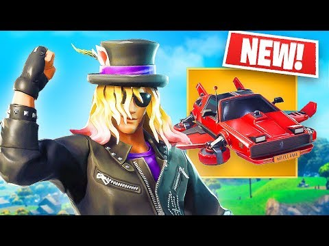 NEW Epic Stage Slayer Skin & LEGENDARY Flying Car! *Pro Fortnite Player* // 1,450 Wins // (Fortnite) - UC2wKfjlioOCLP4xQMOWNcgg