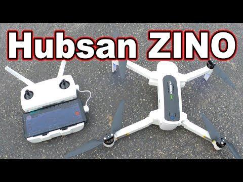 Hubsan Zino 4K Camera Drone Review  - UCnJyFn_66GMfAbz1AW9MqbQ