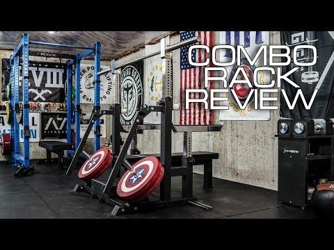 StrongArmSport Combo Rack Review - UCNfwT9xv00lNZ7P6J6YhjrQ