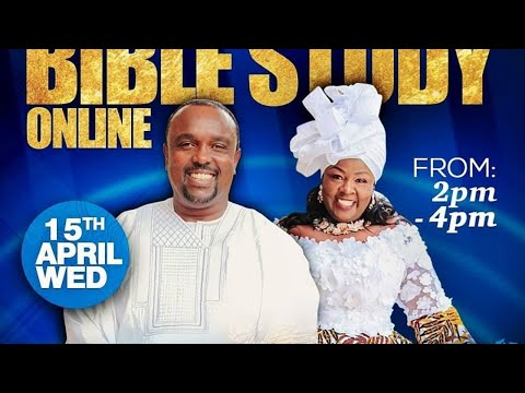 Jubilee Christian Church Live Bible Study - 15th April 2020