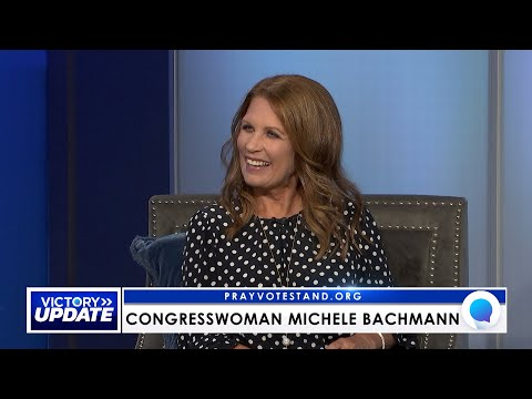VICTORY Update: Tuesday, Sept.r 1, 2020 with Michele Bachmann
