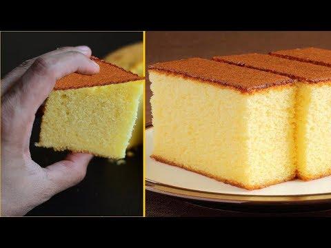 Easy Sponge The Cake Recipe