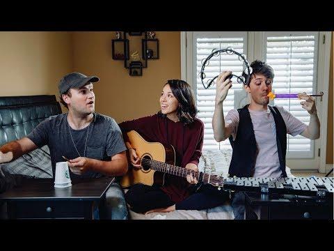 SOLO - Clean Bandit ft. Demi Lovato - CUPS VERSION! Kina Grannis & KHS Cover - UCplkk3J5wrEl0TNrthHjq4Q