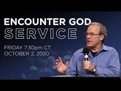 Encounter God Service Live IHOPKC & Mike Bickle  October 2