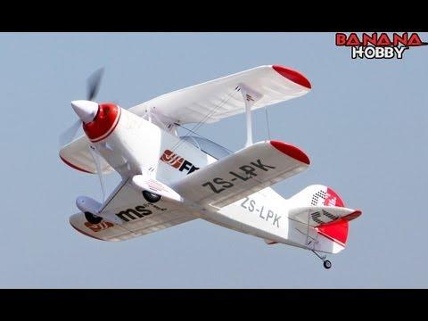 FMS Pitts Bi-Plane Flight Review with Pete HD - UCUrw_KqIT1ZYAeRXFQLDDyQ
