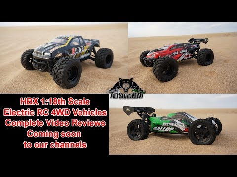 Fun Family RC Racing with HBX Mini Electric 4WD RC Vehicles - UCsFctXdFnbeoKpLefdEloEQ