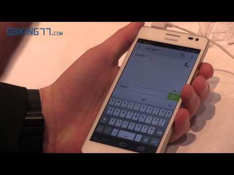 Huawei Ascend D2 Hands On at CES 2013 - UCbR6jJpva9VIIAHTse4C3hw