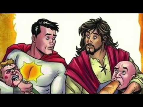 DC Comics Releasing a Jesus Christ Comic Book?!