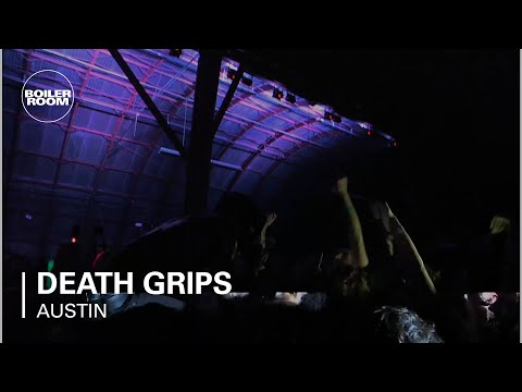 Death Grips Ray-Ban x Boiler Room 001 | SXSW Warehouse Broadcast Live Set - default