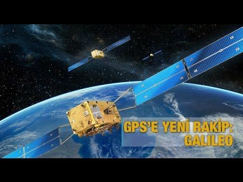 GPS'in Rakibi Galileo'ya 4 Uydu Daha Eklendi