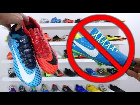 NEYMAR'S NEW CLEATS! - Nike Mercurial Vapor 11 (Fire & Ice Pack) - Review + On Feet - UCUU3lMXc6iDrQw4eZen8COQ
