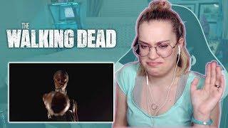 The Walking Dead Season 10 Comic-Con Trailer REACTION!
