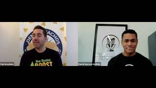 Dr  Nacho Interviews Dr  Mark Costes Founder of Dental Success Institute