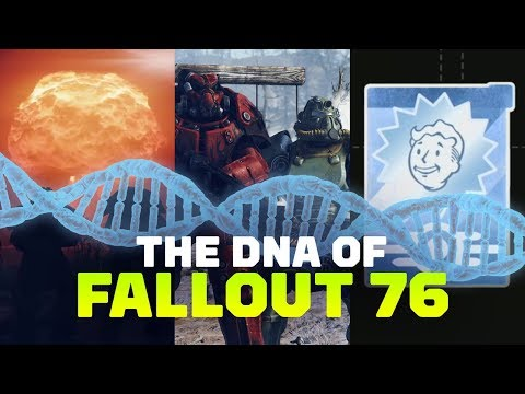 The DNA of Fallout 76 - UCKy1dAqELo0zrOtPkf0eTMw