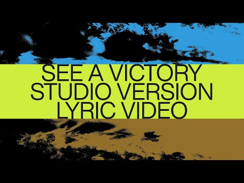 See A Victory  Studio Version  Official Lyric Video  Elevation Worship
