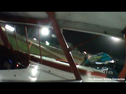 2021 Legendary 100 Night 2 Wreck Reel - Cedar Lake Speedway 09/17/2021 - dirt track racing video image