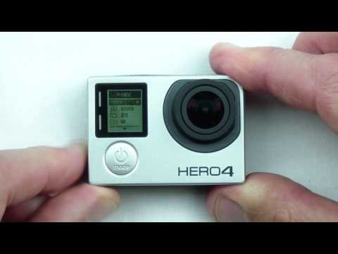 GoPro HERO4 - How to Navigate the New User Interface