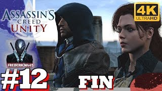 ASSASSIN'S CREED UNITY FIN [FR] Séquence 12 100% Sync 4K