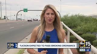 Tucson to vote on raising tobacco buying age