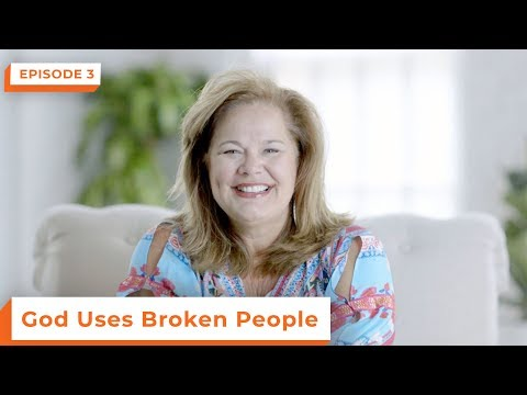God Uses Broken People  eStudies with Lisa Harper  Episode 3