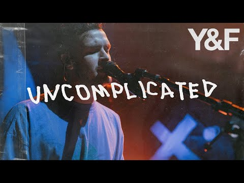 Uncomplicated (Live) - Hillsong Young & Free