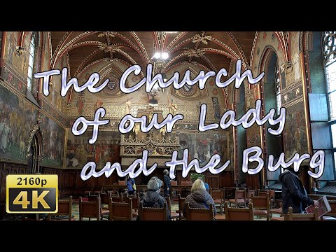 The Church of our Lady and the Burg in Bruges - Belgium 4K Travel Channel - UCqv3b5EIRz-ZqBzUeEH7BKQ