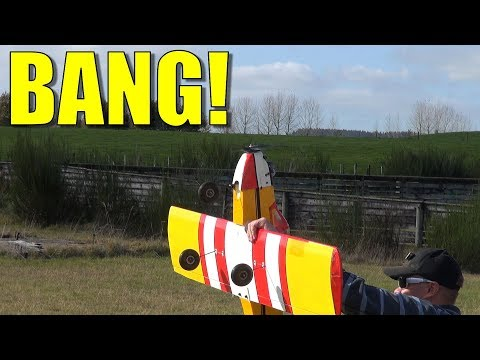 Tim breaks more nitro RC planes Fail, Fail, Fail. - UCQ2sg7vS7JkxKwtZuFZzn-g