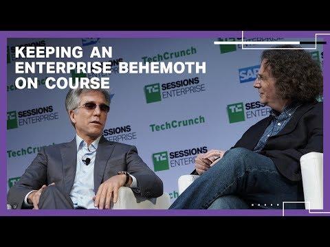 Keeping an Enterprise Behemoth on Course with Bill McDermott (SAP) - UCCjyq_K1Xwfg8Lndy7lKMpA