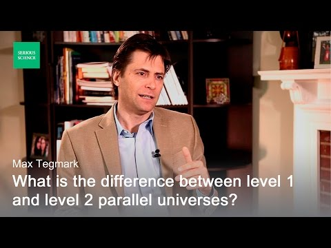 Evidence for Parallel Universes — Max Tegmark / Serious Science - UCComKOHir2WrDuRZXP8DT-A