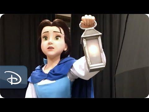 Sneak Peek at 'Beauty and the Beast' Attraction Coming to Tokyo Disneyland - UC1xwwLwm6WSMbUn_Tp597hQ
