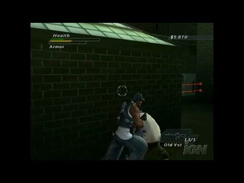 50 Cent: Bulletproof PlayStation 2 Review - Video Review - UCKy1dAqELo0zrOtPkf0eTMw