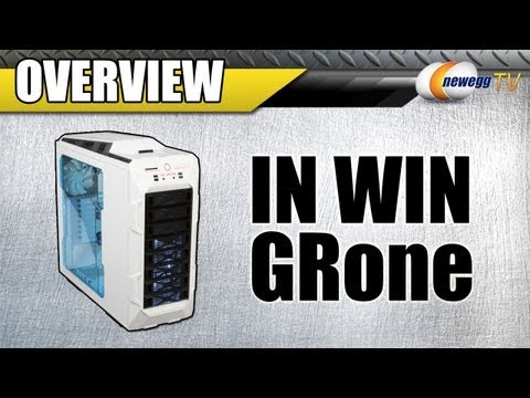 Newegg TV: IN WIN GRone Full Tower Computer Case Overview - UCJ1rSlahM7TYWGxEscL0g7Q