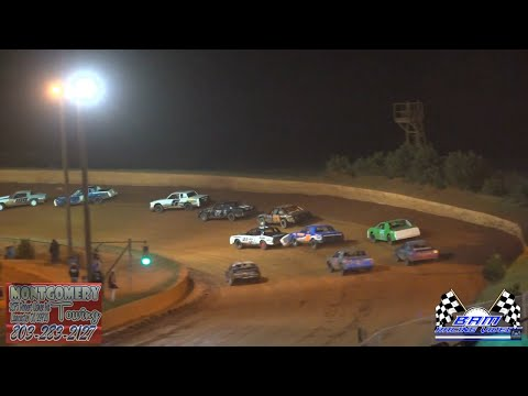 Pure Stock Feature - Lancaster Motor Speedway 5/8/21 - dirt track racing video image