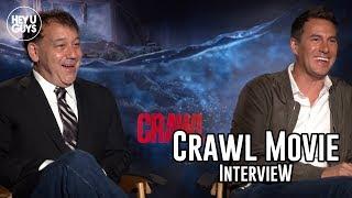 Producers Sam Raimi & Craig Flores on alligator horror Crawl