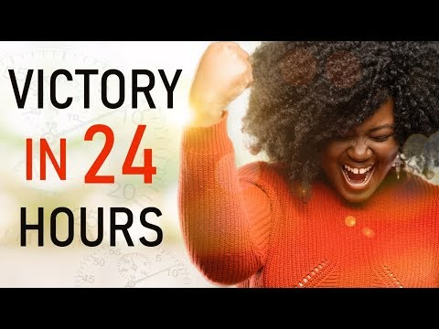 VICTORY IN 24 HOURS - BIBLE PREACHING  PASTOR SEAN PINDER