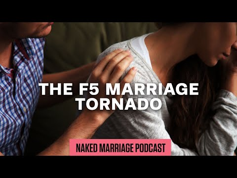 The F5 Marriage Tornado  Dave and Ashley Willis