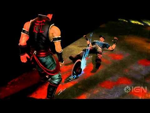 Mortal Kombat: Kung Lao Fatalities - UCKy1dAqELo0zrOtPkf0eTMw