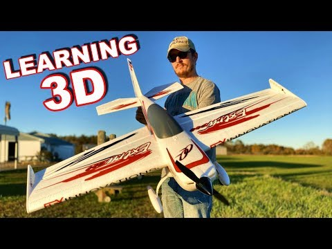 Wow Easy To Fly 3D Electric RC Plane Extra 300 Maiden Flight! - TheRcSaylors - UCYWhRC3xtD_acDIZdr53huA